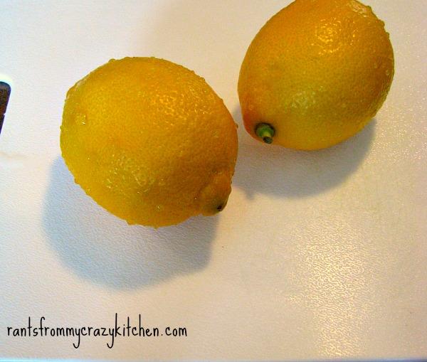 Sunkist-Lemons