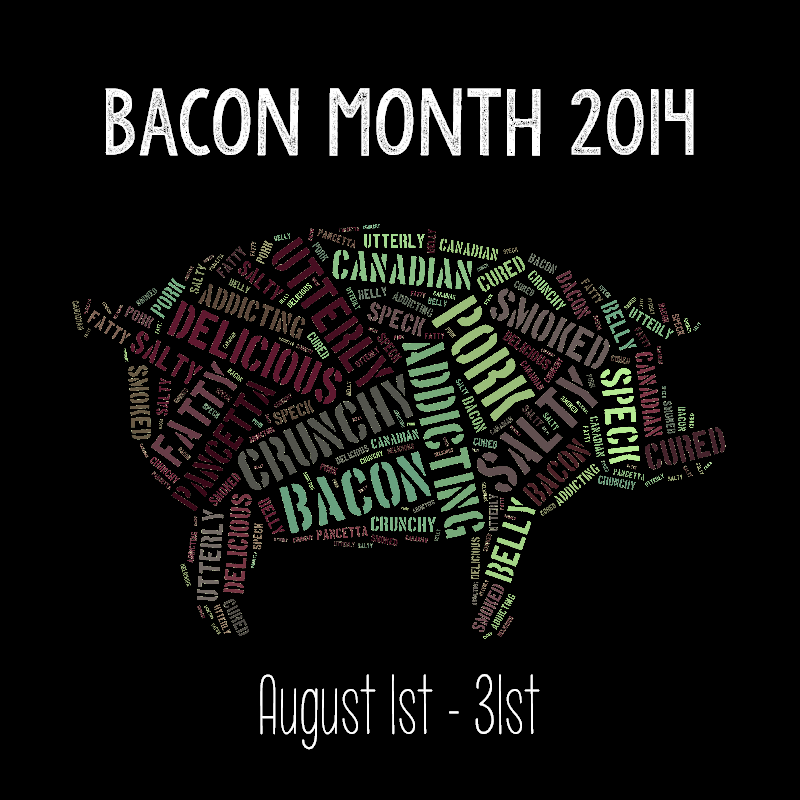 Bacon Month 2014 Square 800