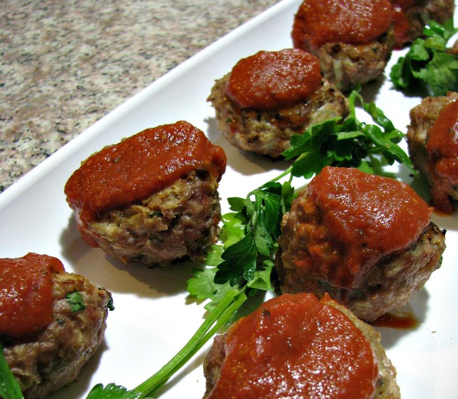 Low Fat Turkey Meatballs