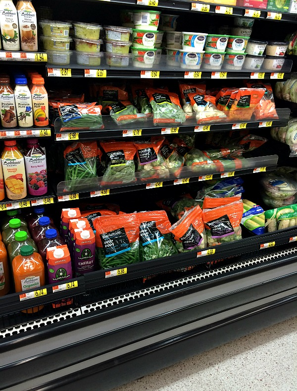 Walmart Fresh Produce Aisle